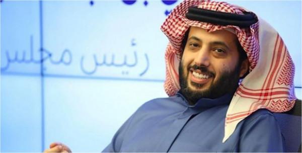 تركي آل الشيخ يثير الجدل برسالة غامضة