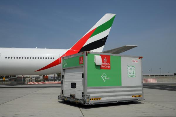 مطارات دبي تتحرك لدعم الارتفاع في عمليات الشحن أثناء الجائحة