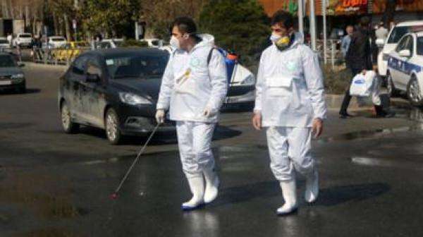 تسجيل 117 حالة وفاة جديدة بفيروس (كورونا) في إيران