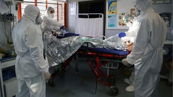 إيطاليا: تسجيل 610 حالات وفاة جديدة بفيروس (كورونا)