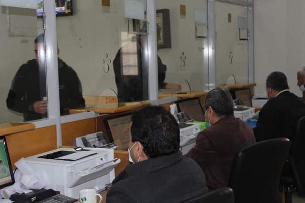 """""""الاتصالات"""" بغزة تصدر تقريراً بأبرز جهودها لمكافحة فيروس (كورونا)"""