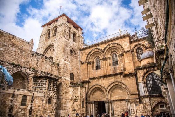 لأول مرة منذ مئة عام.. كنيسة القيامة لن تستقبل الحجاج في عيد الفصح