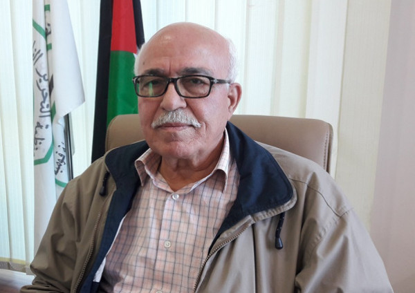 رأفت: إسرائيل تستغل جائحة الكورونا لضم الضفة وتصعّد من انتهاكاتها بحق الاسرى