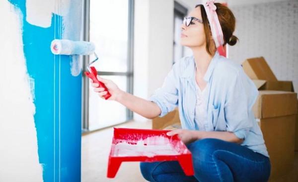 أفكار لصيانة منزلك وتحديثه أثناء العزل