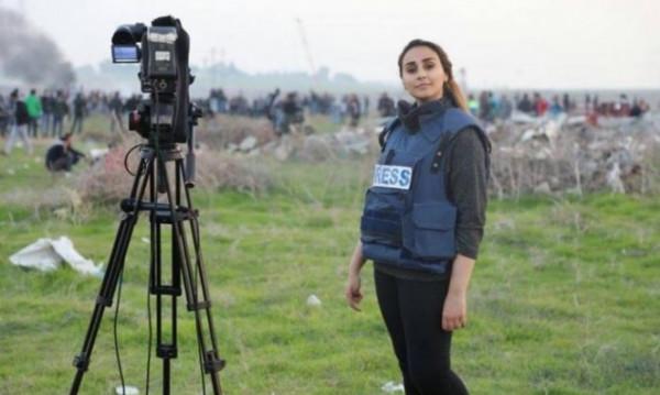 صحفية من غزة تعتذر عن قيامها بكتابة مقالات لصحيفة إسرائيلية