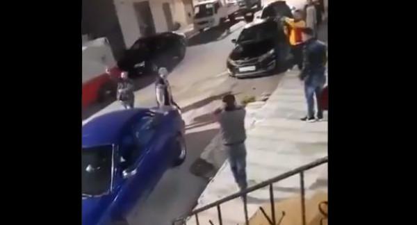 إحتفالاً بخروجه من السجن.. شاهد لحظة وفاة أردني بطلق ناري بالخطأ