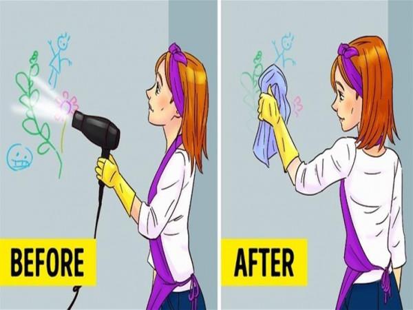 حيل بسيطة تساعدك على تنظيف منزلك في دقائق