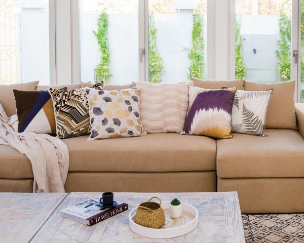 ماكس فاشن: خمس طرق بسيطة لتعزيز ديكور منزلك دون تكاليف باهظة