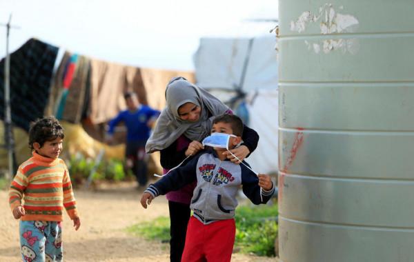 قطر الخيرية توقيع اتفاقية مع شؤون اللاجئين لتقديم المساعدة الطارئة للاجئين السوريين