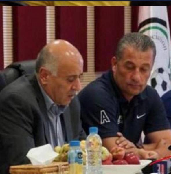 وليد فطافطة: الشهادة لا تصنع مدربًا والمدرب الفلسطيني مجتهد والرجوب يستحق تمثالاً
