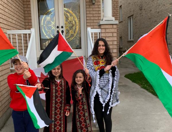 البيت الفلسطيني - تورنتو يطلق حملة إحياء الذكرى 72 للنكبة