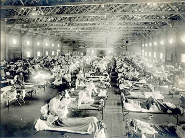 لم يتوقفوا عن حفر القبور إلا للصلاة.. قصة وباء أصاب الجزيرة العربية عام 1918