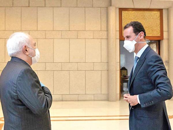 إيران تكشف رسائل مفاجئة لبشار الأسد وترد على أنباء انسحابها من سوريا