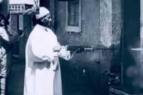 فيديو نادر: مصر تحارب الكوليرا قبل 73 عاماً