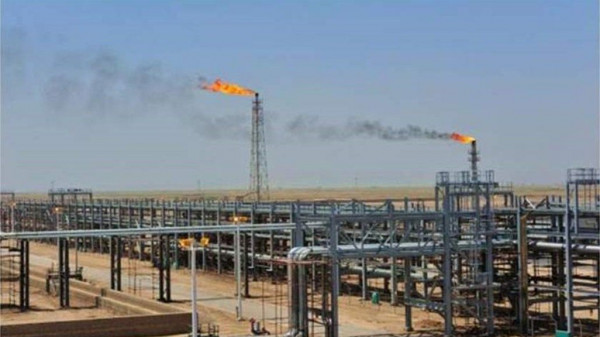وزارة النفط العراقية تنفي توقف العمل بحقل الأحدب النفطي