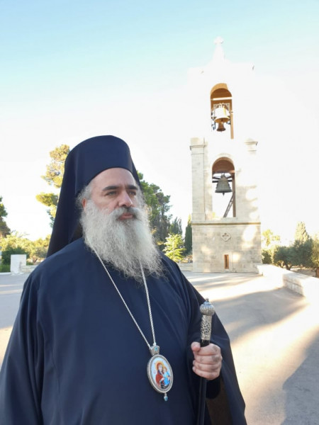 حنا: المسيحيون الفلسطينيون يفتخرون بإيمانهم واصالة تاريخهم