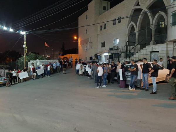 """""""الديمقراطية"""" ترفض إغلاق مركز طوارئ أبوديس"""
