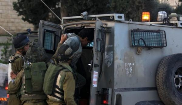الاحتلال يعتقل ستة أسرى محررين من قلقيلية