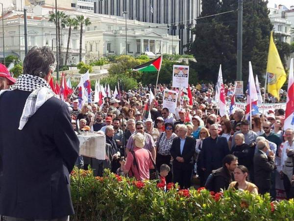بعد إعلان الرئيس.. السفير طوباسي يجري اتصالات مع مختلف الأحزاب اليونانية