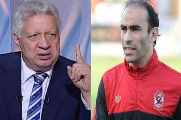 ماذا قال مرتضى منصور عن حلقة سيد عبد الحفيظ ببرنامج (رامز مجنون رسمي)؟