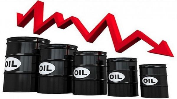 انخفاض أسعار النفط مع تنامي التوتر بين الصين وأمريكا