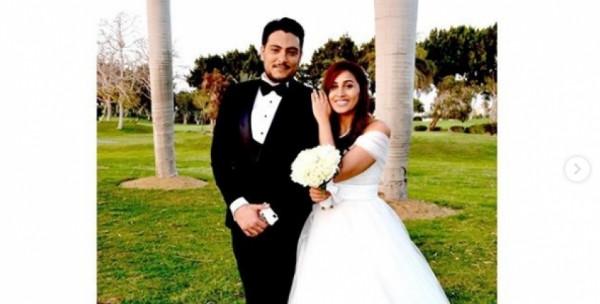 """""""غير متاح للبيع"""".. تفاصيل فستان زفاف دينا الشربيني في لعبة النسيان"""