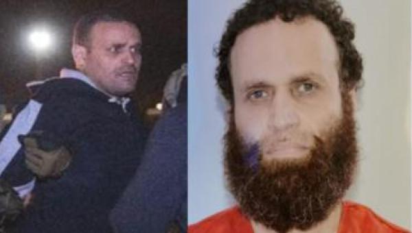 """شاهد: """"الاختيار"""" يُذيع لحظة إعدام ضابط الصاعقة المصري السابق """"هشام عشماوي"""""""