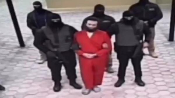 """""""الاختيار"""" ينشر مشهد حقيقي لرد فعل هشام عشماوي عقب النطق بحكم إعدامه"""