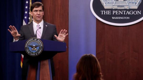 وزير الدفاع الأمريكي: لقاح (كورونا) سيكون جاهزًا نهاية العام