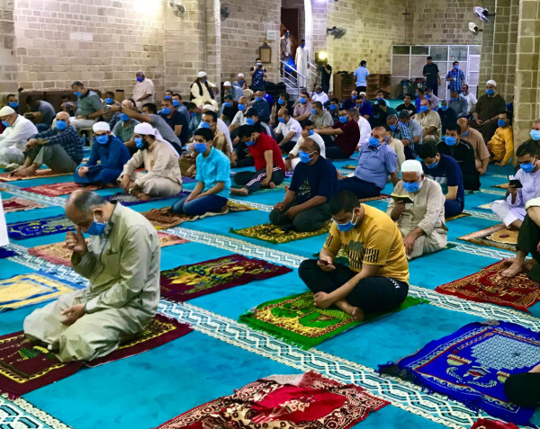 الأوقاف بغزة تُؤكد على استمرار قرارها الخاص بإقامة صلاة العيد