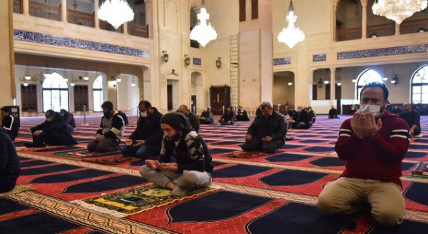 معروف: صلاة العيد ستسير وفق الإجراءات الوقائية المُقرة من وزارتي الصحة والأوقاف
