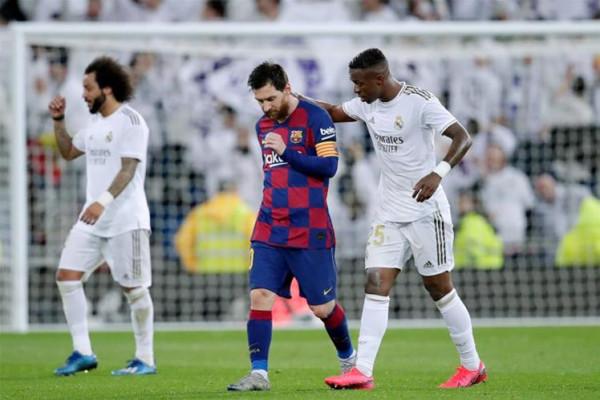 بعد عودة الدوري الإسباني.. تعرف على أول مباراة لريال مدريد وبرشلونة