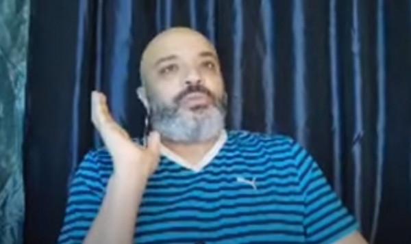 الناشط المصري بهجت صابر يدشن حملة تبرعات لإنشاء قناة فضائية ثورية