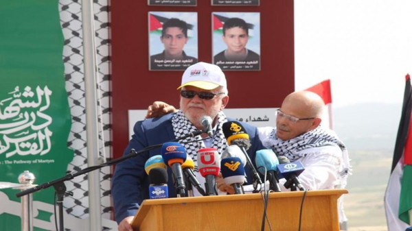 أبو العردات يهنئ الشعبين الفلسطيني اللبناني وشعوب الأمتين العربية والإسلامية بعيد الفطر