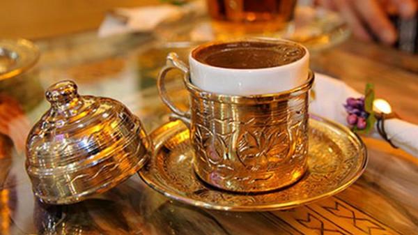 القهوة التركية اللذيذة