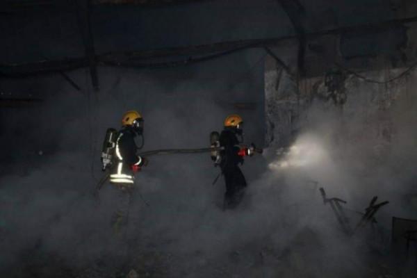 الدفاع المدني: 40 حادث إطفاء وإنقاذ في أول أيام العيد بالضفة