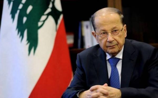 بيان رسمي لبناني حول صحة الرئيس ميشال عون