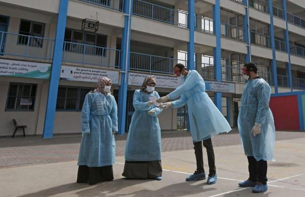 قطاع غزة يُسجل ثلاث إصابات جديدة بفيروس (كورونا)