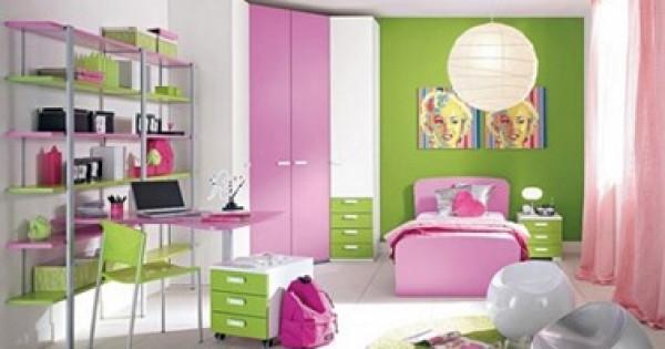 طرق مختلفة لتوسيع مساحة غرفة نوم الطفل دون تكلفة