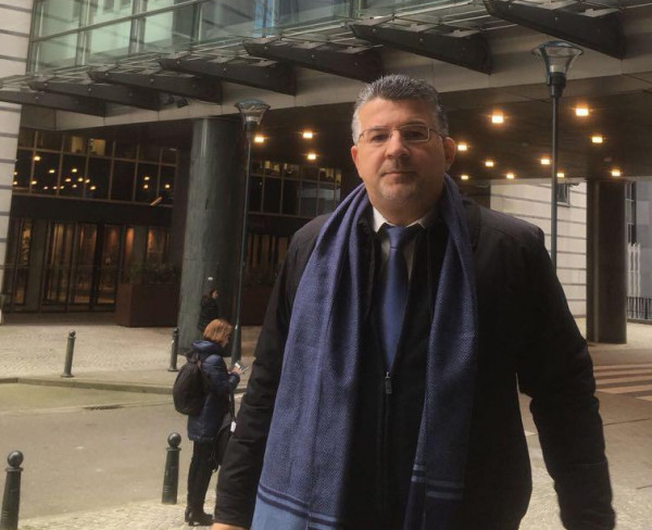 النائب جبارين يهاتف وزير خارجية لوكسمبورغ حول مخطط الضم الاستيطاني