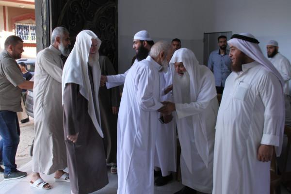 مبادرة أهل السنة تنظم لقاء معايدة بمناسبة عيد الفطر
