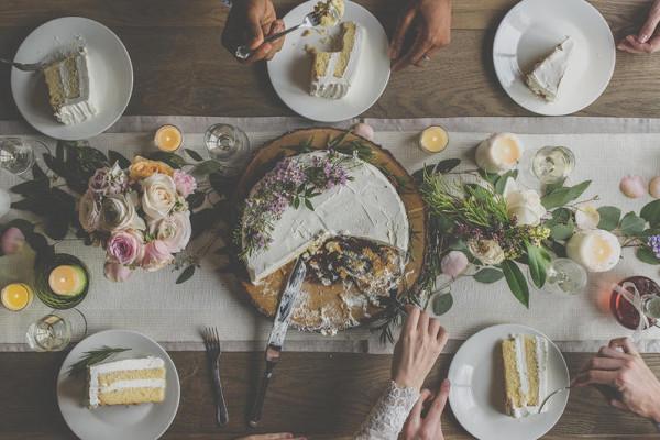 أجمل أفكار مطبقيات حفل الزفاف