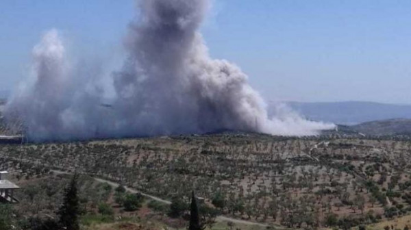 انفجار في إدلب بسوريا يودي بحياة جندي تركي