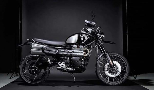 """1200 نسخة و18.5 ألف يورو.. """"تريومف"""" تقدم نسخة خاصة من دراجتها النارية Scrambler"""