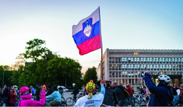 سلوفينيا: نرفض خطة الضم الإسرائيلية ويجب اتخاذ إجراءات دولية حازمة ضدها