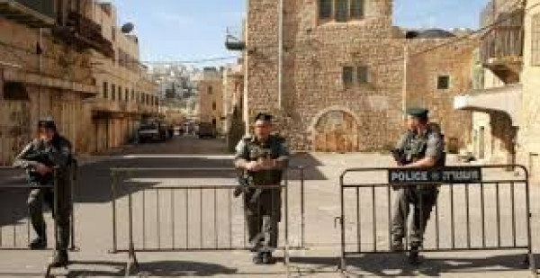 الاحتلال يمنع لجنة إعمار الخليل من استكمال ترميم الحرم الإبراهيمي
