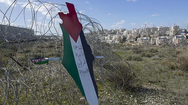 قبرص: نرفض ضم إسرائيل لأجزاء من الضفة الغربية