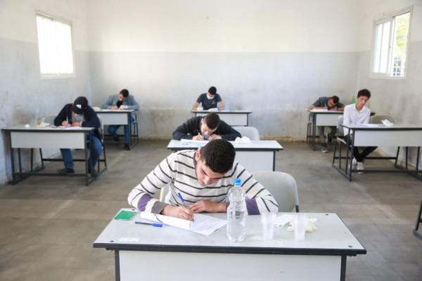 بالصور: المعاهد الأزهرية في فلسطين تُعلن انطلاق امتحانات الثانوية الأزهرية