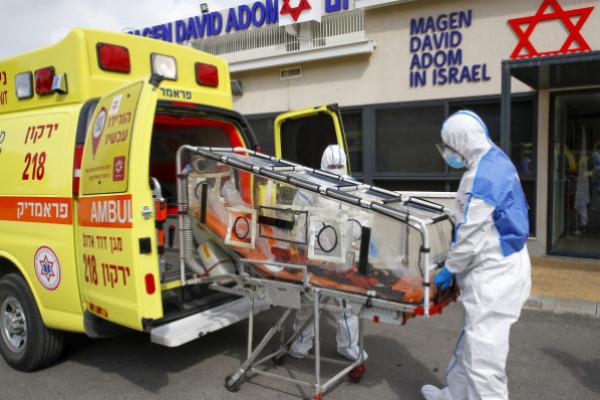 ارتفاع عدد مصابي فيروس (كورونا) في إسرائيل