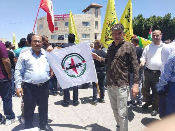 """""""النضال الشعبي"""" تحمل الاحتلال المسؤولية عن الوضع الصحي للأسير كمال أبو وعر"""